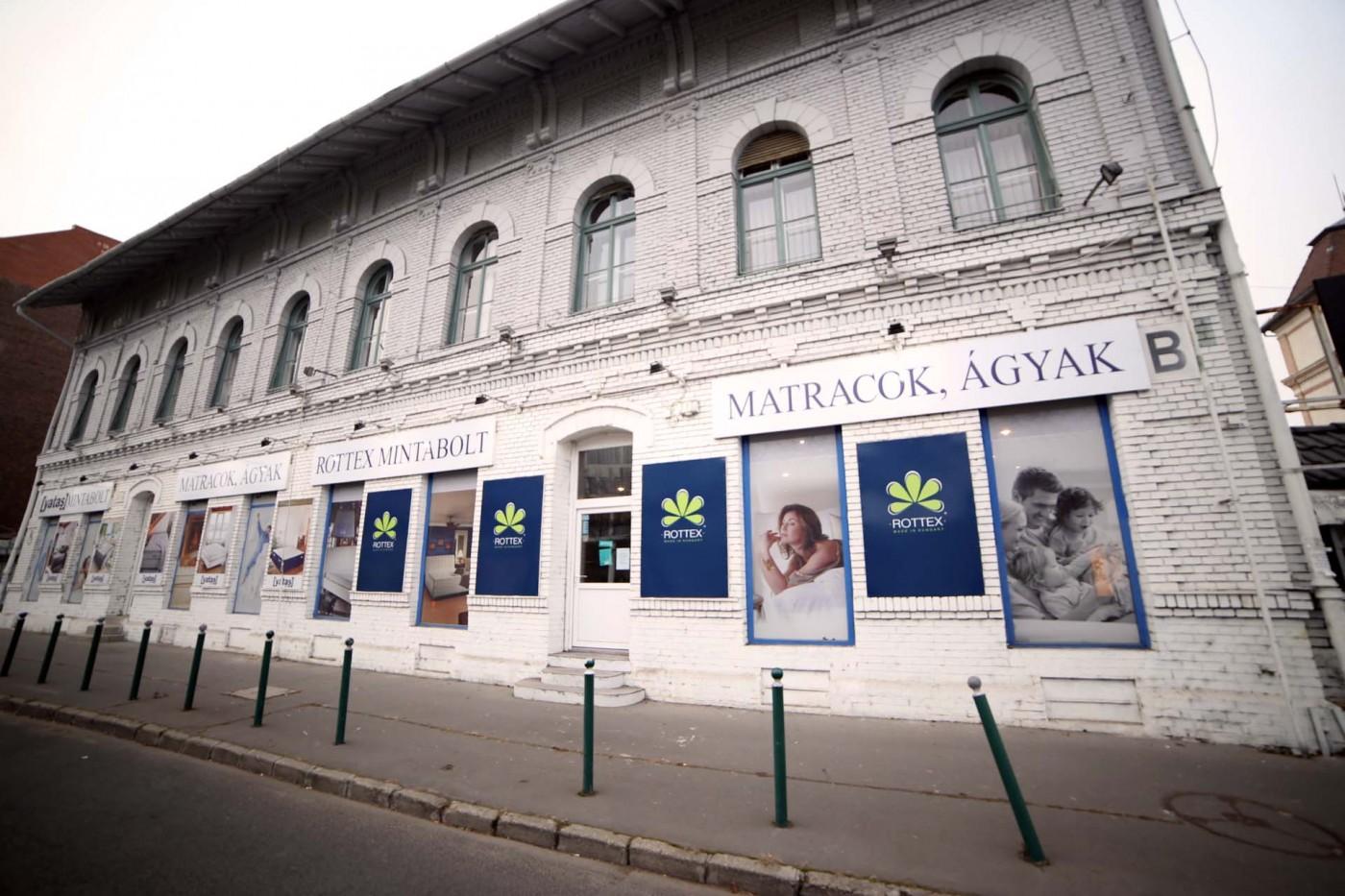 Rottex budapesti Mintabolt és webáruház