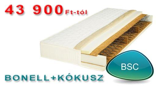 Rottex BSC bonell rugós kókusz matrac